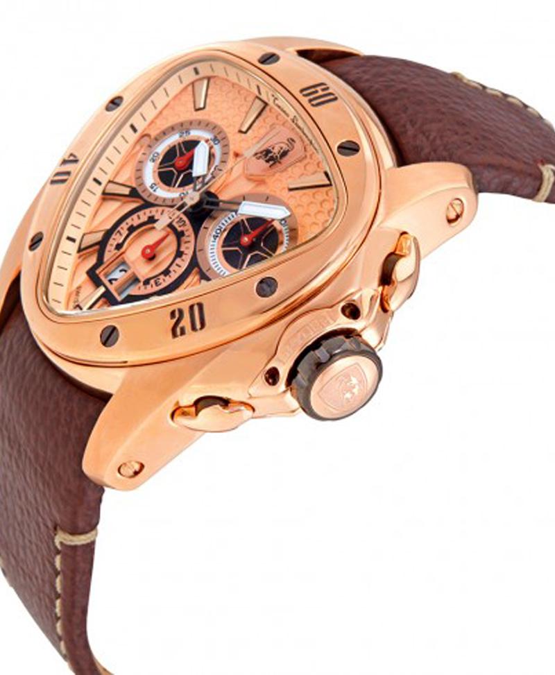 Tonino Lamborghini 1105 Spyder Chronograph Watch Initiatives Plus